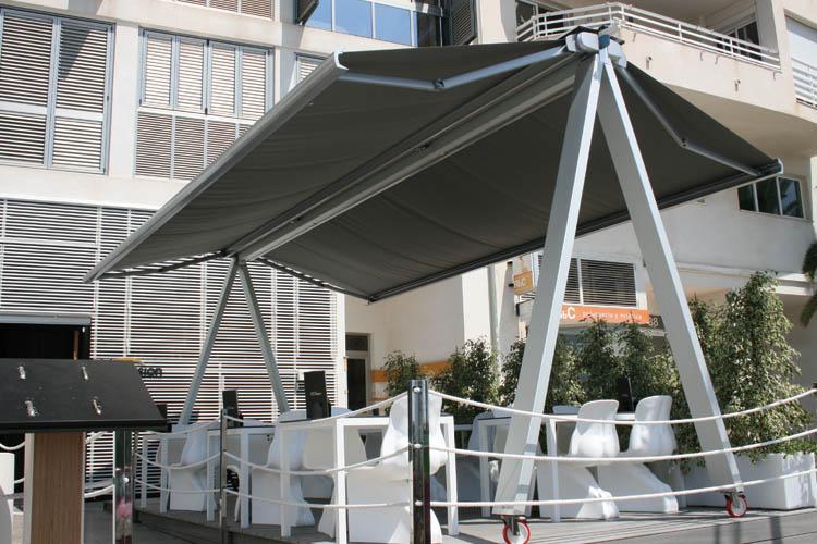 Store deux pentes Tenerife MCA